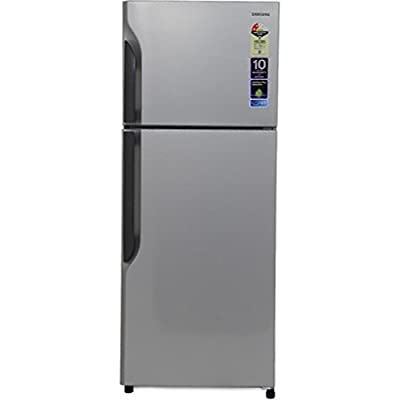 Samsung RT26H3000SE Double-door Refrigerator (255 Ltrs, 2 Star Rating, Silver)