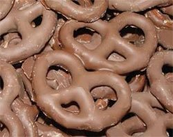 Chocolate Covered Pretzels-5 lbs.
