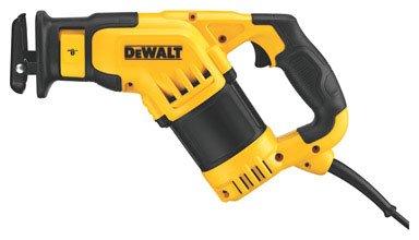DEWALT DWE357 10-Amp Compact Reciprocating Saw