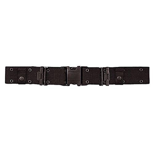 Rothco New Issue Quick Rls Pistol Belt, Black, Large