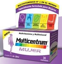 multicentrum-mujer-30-comp