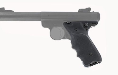 Hogue 82060 Rubber Grip-Ruger