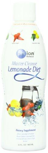 Phion Balance Tight-N-Tuck Master Cleanse Liquid Lemonade Diet 32 Oz