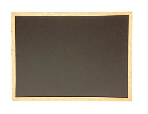 5 Star 600x900mm Wooden Frame Chalk Board