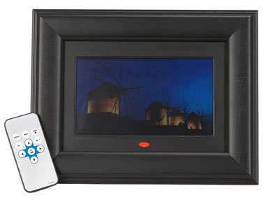Curtis Digital Photo Frame (DPB702A)