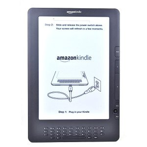 Amazon Kindle DX 3G Wireless 9.7