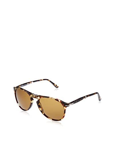 PERSOL Occhiali da sole Polarized Mod.9714S 985/57 55 (55 mm) Tabacco