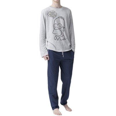 pijama-simpson-adulto-talla-s
