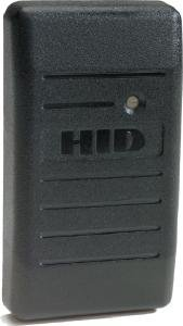 HID ProxPoint Plus 6005 (6005BGB00) 125 kHz Mini Mullion Proximity Reader, Classic Charcoal Gray, Pigtail (Stores In Eugene Or)