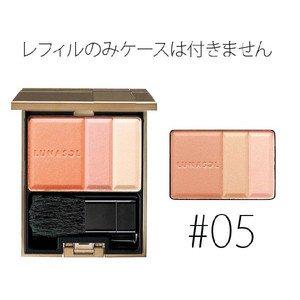 ルナソル カラーリングチークスN レフィル #05 soft rose 10g