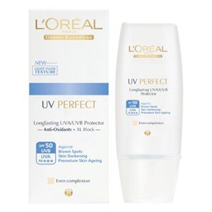 LOREAL UV PERFECT SUN SCREEN SPF50