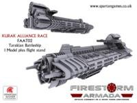 Tarakian Battleship