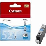 Canon 2934B001 - Ink tank - 1 x cyan - for PIXMA iP3600, iP4700, MP540, MP550, MP560, MP620, MP630, MP640, MP980, MP990, MX860, MX870