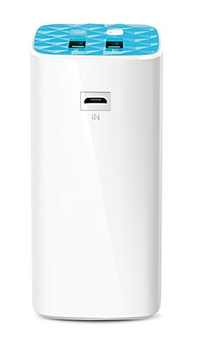 TP-Link TL-PB10400 10400 MAh Portable Power Bank External Battery Charger (2 USB Ports For IPhone, IPad, Samsung...