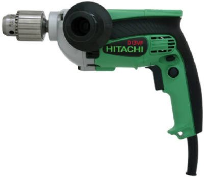 Hitachi Koki Usa D13VF High-Performance Drill with 1/2-Inch Chuck