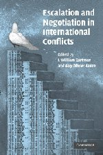 Escalation and Negotiation in International Conflicts...