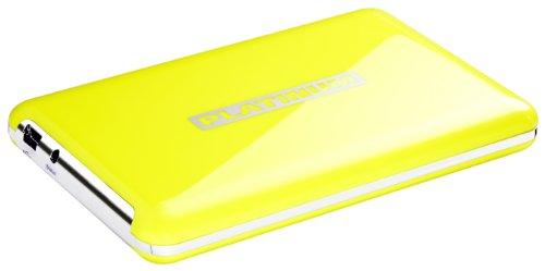 PLATINUM - MYDRIVE - DISQUE DUR EXTERNE PORTABLE 2,5  - 640 GO - USB 2.0 - JAUNE [DÉBALLER SANS ...