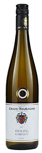2011 Losen Bockstanz Mosel Riesling Kabinett 750 mL Wine