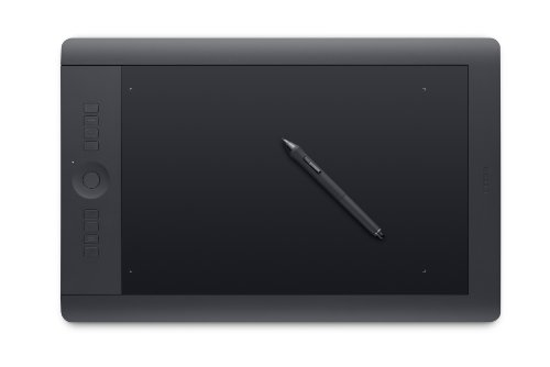 Wacom Intuos Pro Pen and Touch Large Tablet (PTH851)