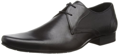 H by Hudson Men's Livingston Lace-Up Black 8825010 10.5 UK