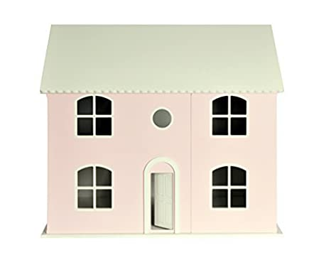 Maison de poupées 1:12 échelle MDF bois plat paquet non peinte Rose Cottage