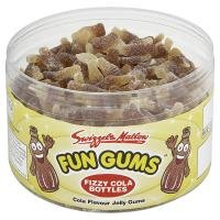 Swizzels Fizzy Cola Bottles Fun Gums - 600 Pack