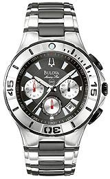 Bulova Men's Marine Star watch #98B013