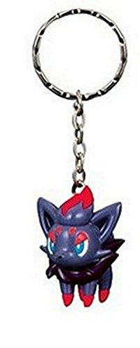 Pokemon Diamond & Pearl 2010 Keychain Figure - 1.5