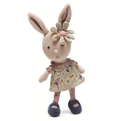 314kyDATyCL Jellycat Gorgeous Girly Bunny