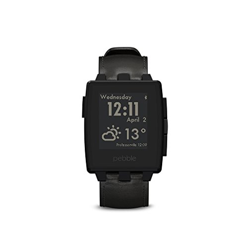 pebble-steel-bxpestbl-smartwatch-bluetooth-arm-cortex-m3-negro