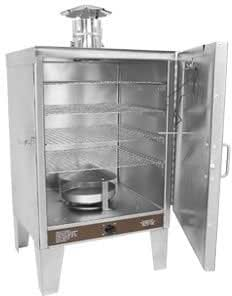 TSM Products Stainless Steel Insulated Electric Smoker