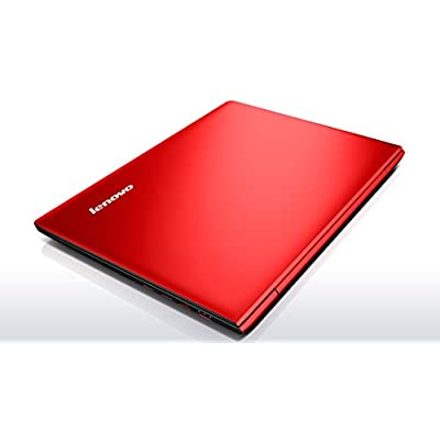 Lenovo U41-70 80JV007XIN 14-inch Laptop (Core i5 5200U/4GB/1TB/Windows 8.1/N16V-GM DDR3L Graphic Card), Red