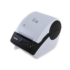 Brother QL-500 Thermal Label Printer - White