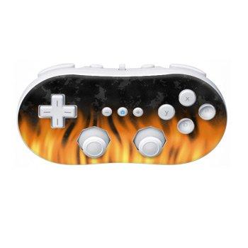 BBQ Design Nintendo Wii Classic Controller Protector Skin Decal StickerBBQ Design Nintendo Wii Classic Controller Protector Skin Decal Sticker