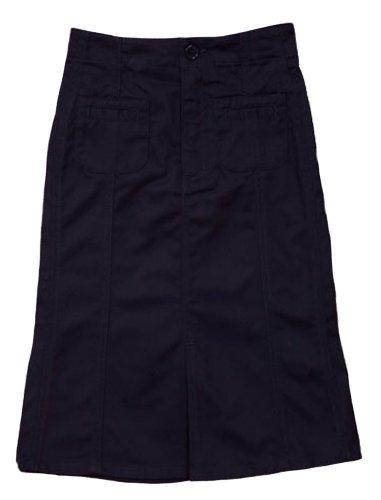 Genuine School Uniform Long A-line Skirt