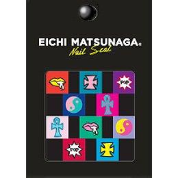 ウイングビート EICHI MATSUNAGA ネイルシール Sー003