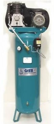 Gieb Kompressor 600/150-11-stehend 2-Zylinder 3,0KW/400V