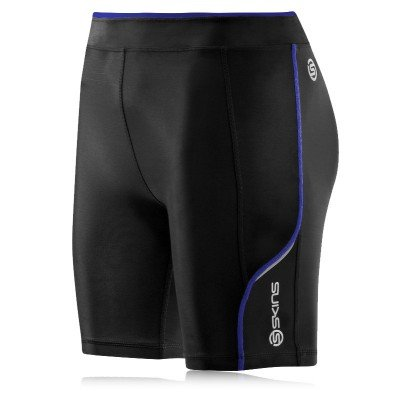 Skins Bio A200 Women's Compression Running Shorts