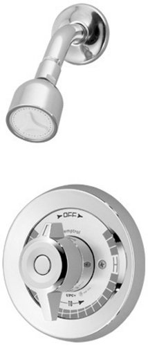 Yow- Temptrol I Shower & Tub/Shower Systems (Trim Kit Only) Symmons Faucet front-249330