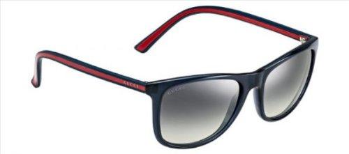 Gucci Occhiali da Sole GG 1055/S 89OVR Blu