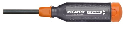Megapro 151ELEV-CH/OR-C Alloy Hex Elevator Multi Bit 15 in 1 Screwdriver, Steel (Elevator Tools compare prices)