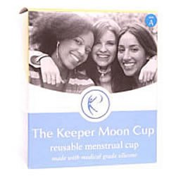 The Moon Cup Size A, ( Value Bulk Multi-pack)