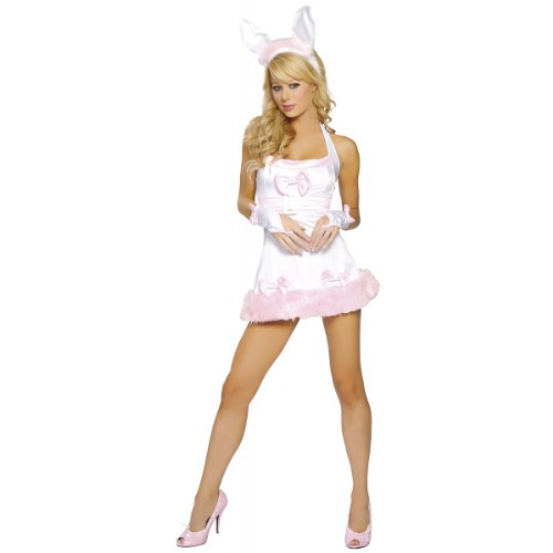 Bunny Hop Costume - Medium/Large - Dress Size 6-10