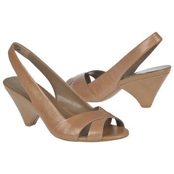 FRANCO SARTO Women's Danish (Beige Leather 8.0 M)