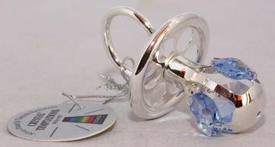 Blu Cristallo Manichino