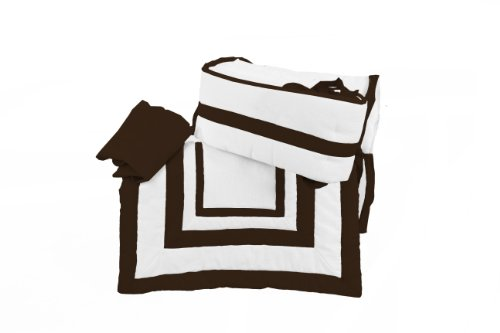 Modern Baby Bedding 8094 front