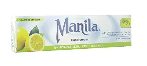 Manila Crema Mani Glicerina