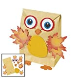 Owl Nature Bag Craft Kit (12 pack)