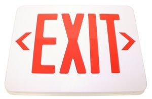TCP 09114 - 22743 LED Exit Light
