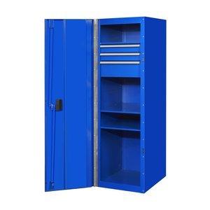 extreme-tool-rx192503slbl-rx-series-blue-19-3-drawer-and-3-shelf-side-locker